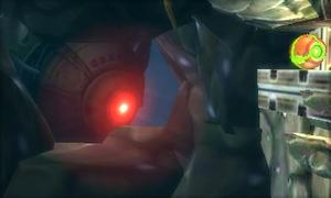 MSR Diggernaut looks for Samus