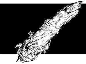 Ryomen Sukuna's Finger (JUJUTSU KAISEN)