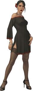 Saints Row character promo - Luz