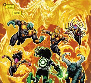 Sinestro Corps Prime Earth 0002