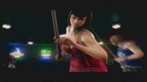Tekken 6 Anna Williams Ending