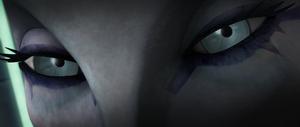 Ventress blue eyes
