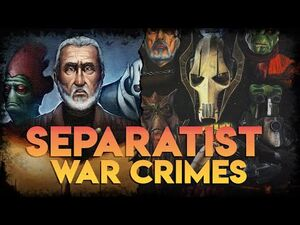 Why the Horrific Things the Separatists Did During the Clone Wars Cement their Place as the Bad Guys