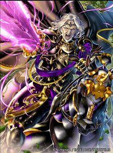 Young Garon in Fire Emblem 0