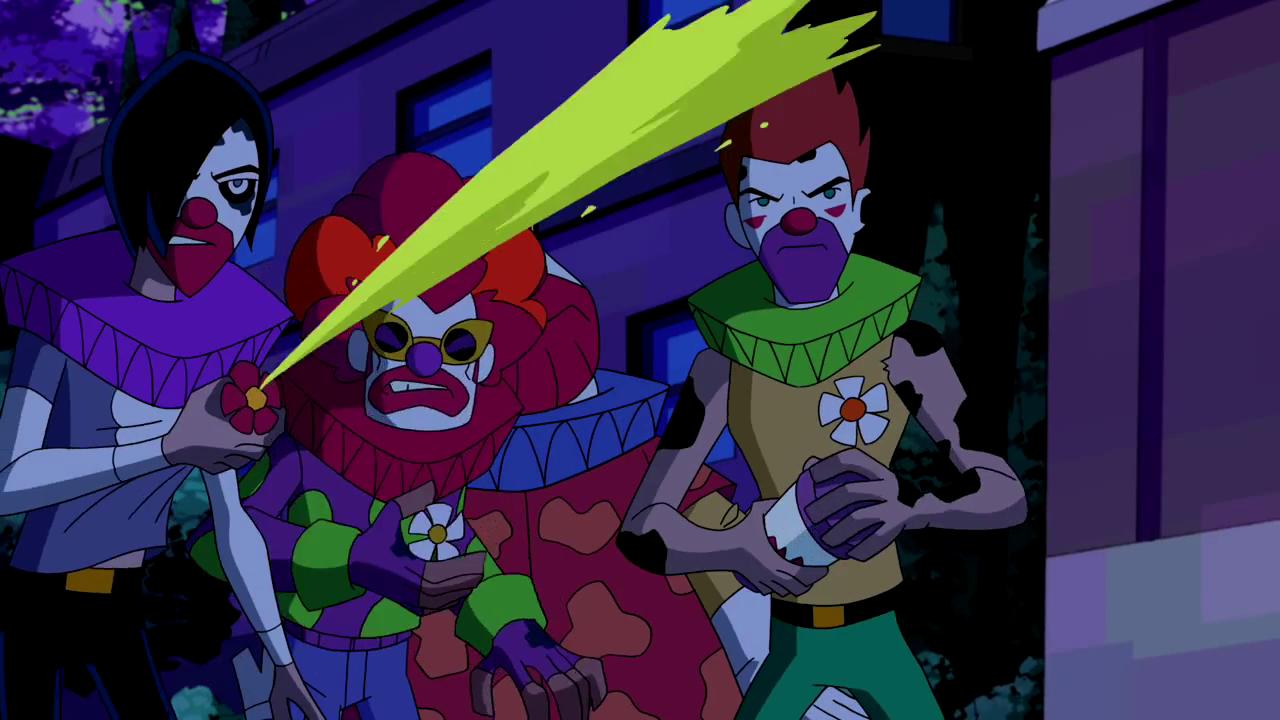 Zombie Clowns