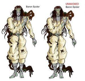 Baron sheet