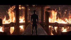 Black Panther (2018) Killmonger Burns Garden BluRay 4K60fps