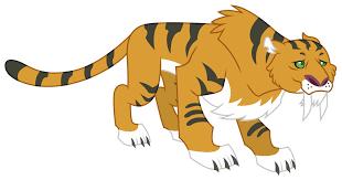 Normal Tiger