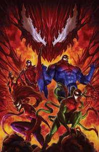 Extreme Carnage Omega Vol 1 1 Textless