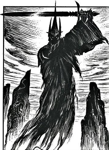 Shadow King (Fighting Fantasy)