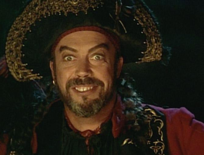 Long John Silver (Muppets)