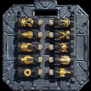 Pandora Panel (Black) 1