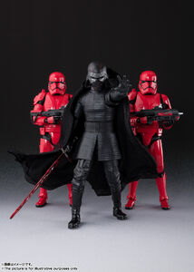 SHF Kylo Ren and Sith Troopers