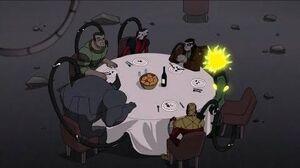 Spectacular Spider-Man (2008) Sinister Six have dinner