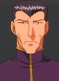 Admiral Haruki Kusakabe