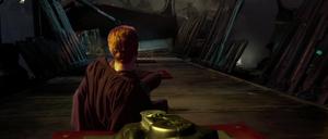 Anakin Skywalker rail