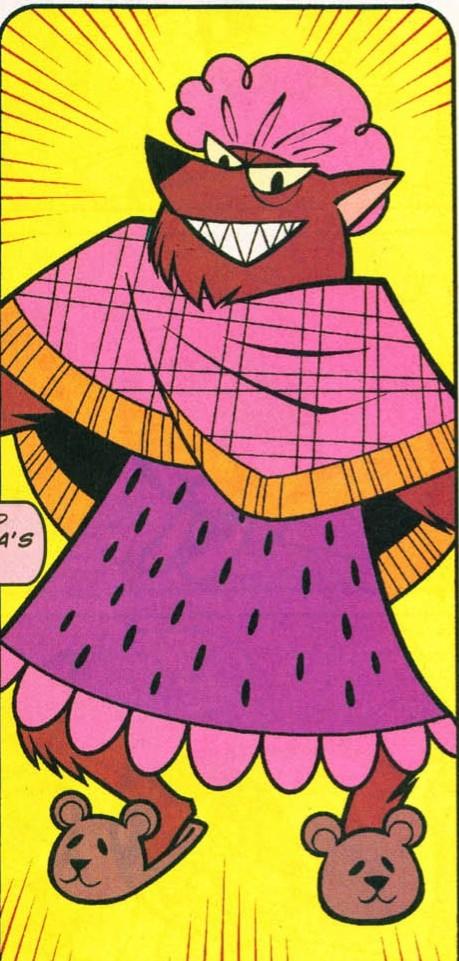 Big Bad Wolf (The Powerpuff Girls)