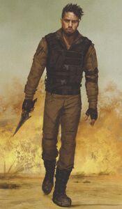 Erik Killmonger CA 16