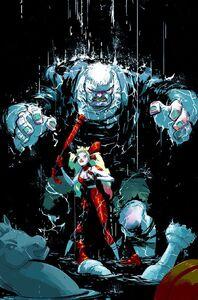 Harley Quinn Vol 4 4 Textless