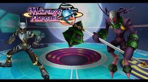 KHBBS Ventus Mirage Arena Iron Imprisoner 3