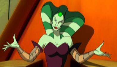 Queen Reptilla