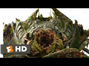 Love and Monsters (2021) - The Crab-Monster Attacks Scene (8-10) - Movieclips
