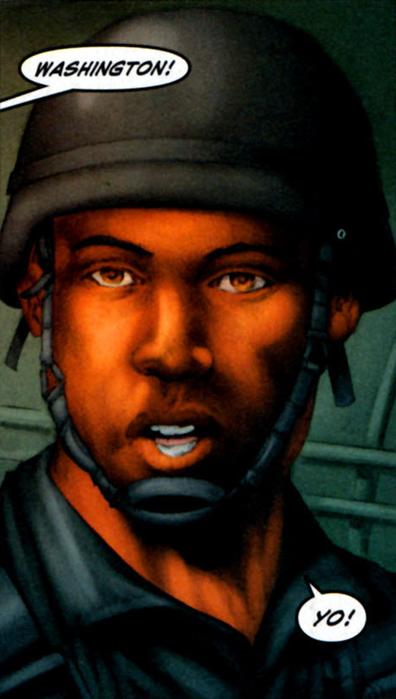 Marcus Washington