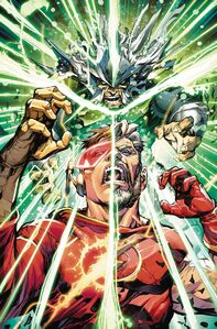 The Flash Vol 5 74 Textless