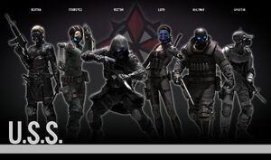 The U.S.S. Delta Team