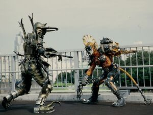 Tiger Undead 4