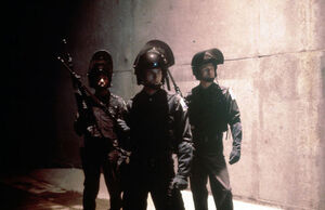 United States Police Force (Escape from N.Y., movie)