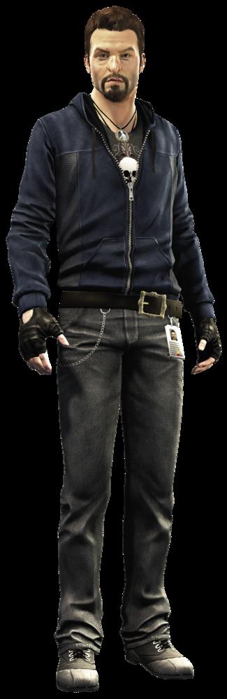 John Standish (Assassin's Creed)
