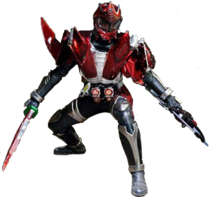 Armored Rider Saver