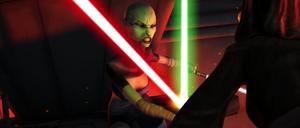 Asajj Ventress Jedi grind
