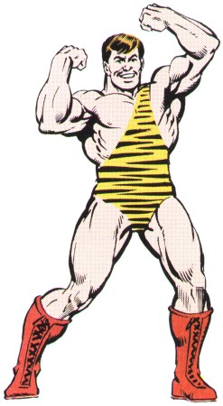 Bruto the Strongman