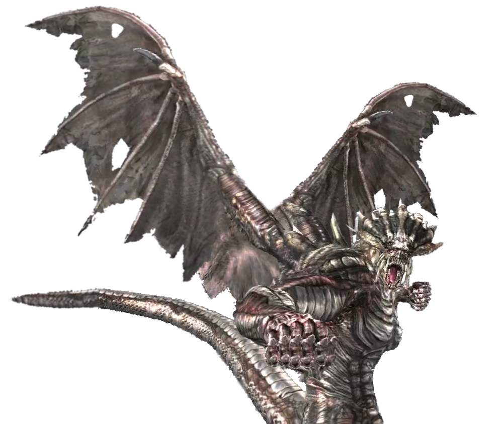 Dragon God (Demon's Souls)