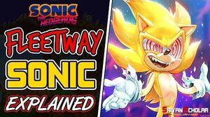 FLEETWAY Super Sonic EXPLAINED