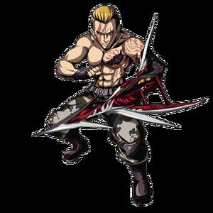 Mutated Jack Krauser (Clan Master)