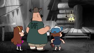 S1e19 The gang meets Bill