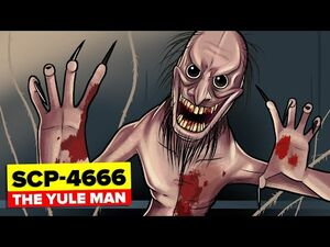 SCP-4666 - The Yule Man (SCP Animation)