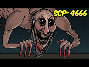 SCP-4666 The Yule Man (SCP Animation)