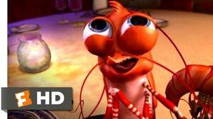 Shark Tale (2004) - Squeaky Shrimp Scene (3 10) Movieclips