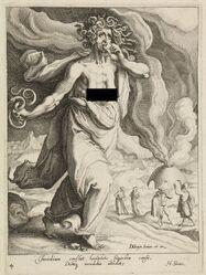 The Goddess of Envy