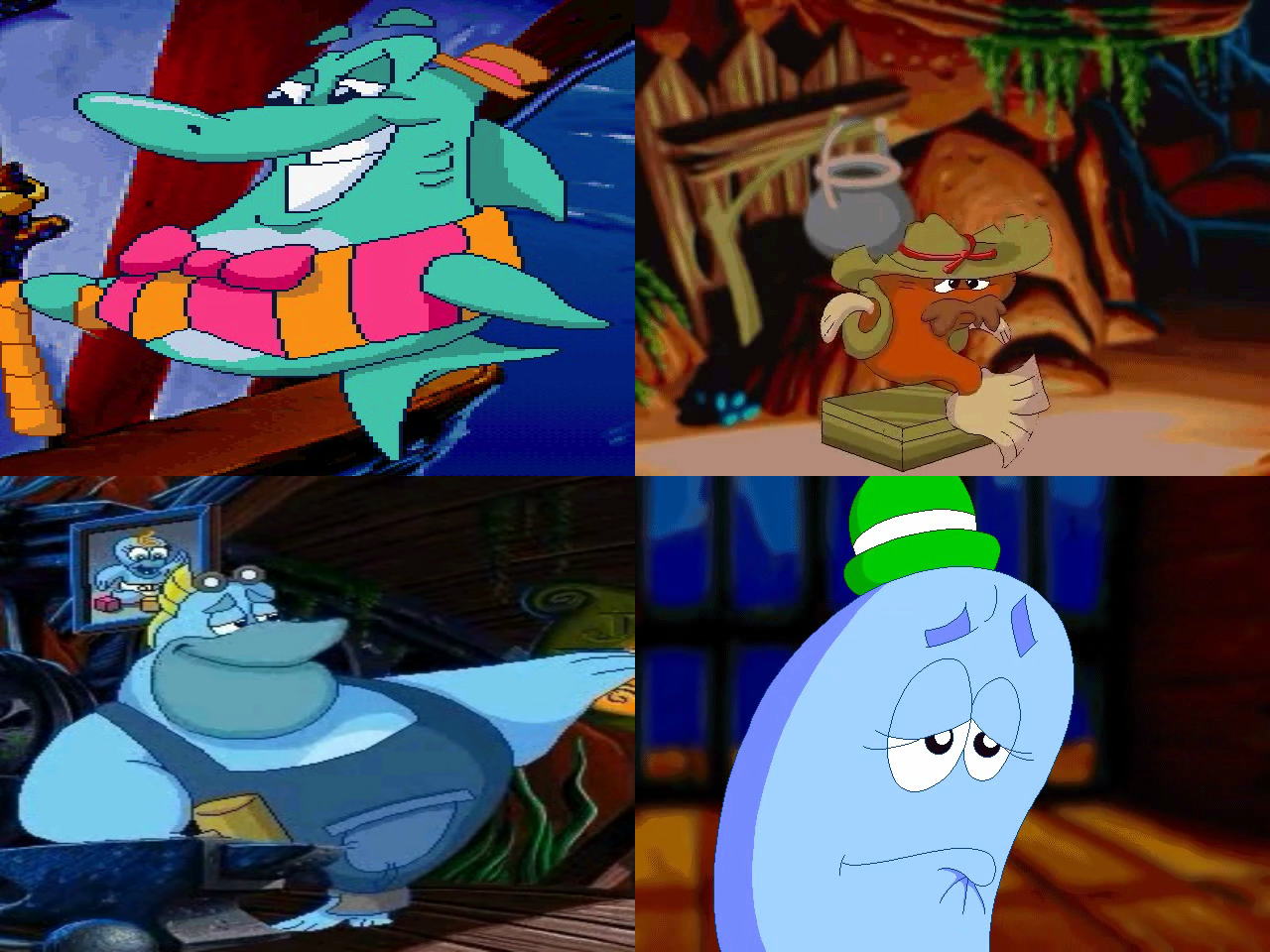 """Mr. Big"" (Freddi Fish)"