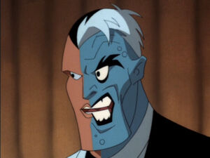 Two-Face (DC Animated Universe) 11