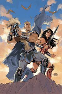 Wonder Woman Vol 5 59 Textless