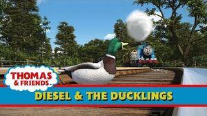 Diesel and the Ducklings - UK (FHD) Series 20 Thomas & Friends™