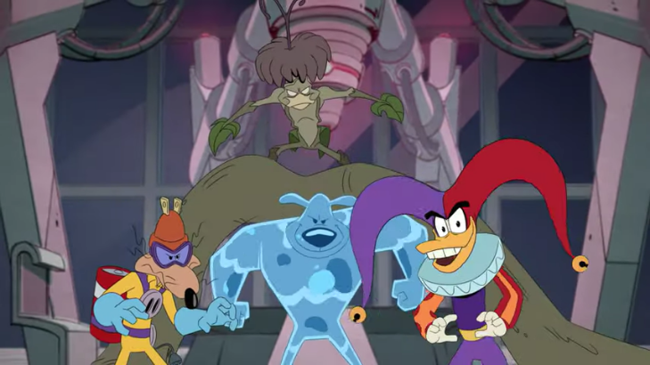 Fearsome Four (DuckTales 2017)