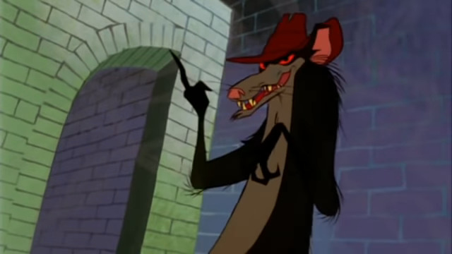 Head Ratte
