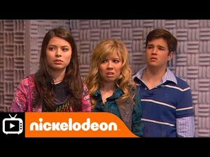 ICarly - Trapped! - Nickelodeon UK